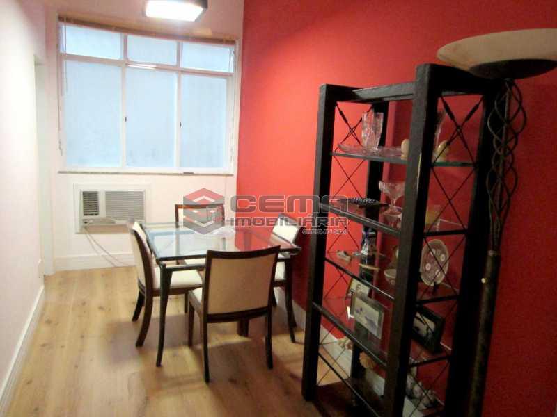 01 - Sala 1 2 - Apartamento 2 Quartos À Venda Leblon, Zona Sul RJ - R$ 1.220.000 - LAAP22350 - 3