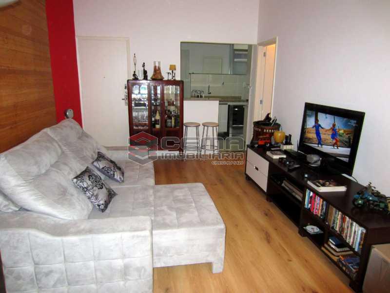 01 - Sala 1 3 - Apartamento 2 Quartos À Venda Leblon, Zona Sul RJ - R$ 1.220.000 - LAAP22350 - 4