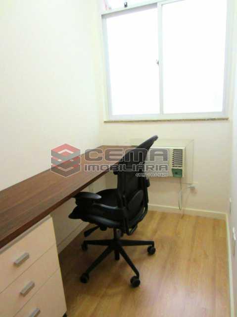 02 - Quarto 3 - Apartamento 2 Quartos À Venda Leblon, Zona Sul RJ - R$ 1.220.000 - LAAP22350 - 7