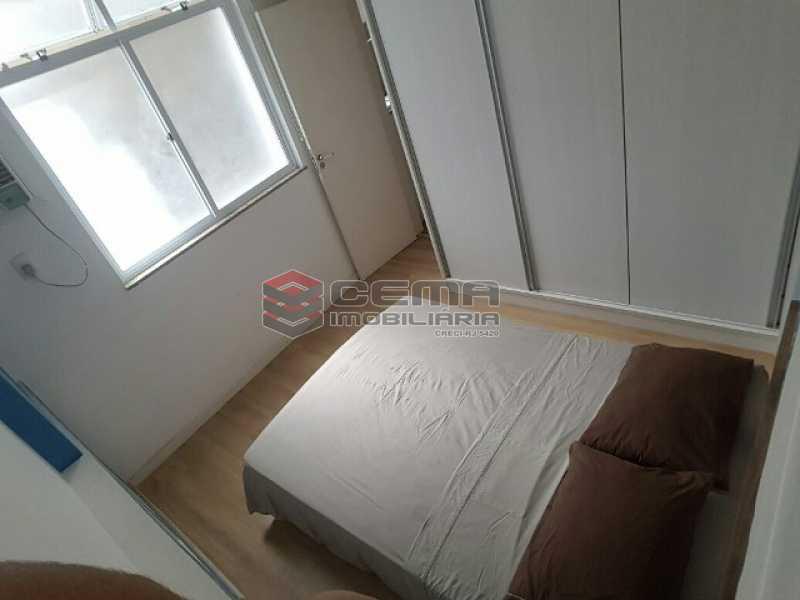 02 - Quarto 4 - Apartamento 2 Quartos À Venda Leblon, Zona Sul RJ - R$ 1.220.000 - LAAP22350 - 8