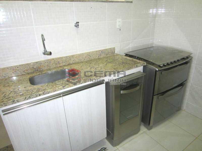 03 - Cozinha 1 - Apartamento 2 Quartos À Venda Leblon, Zona Sul RJ - R$ 1.220.000 - LAAP22350 - 11