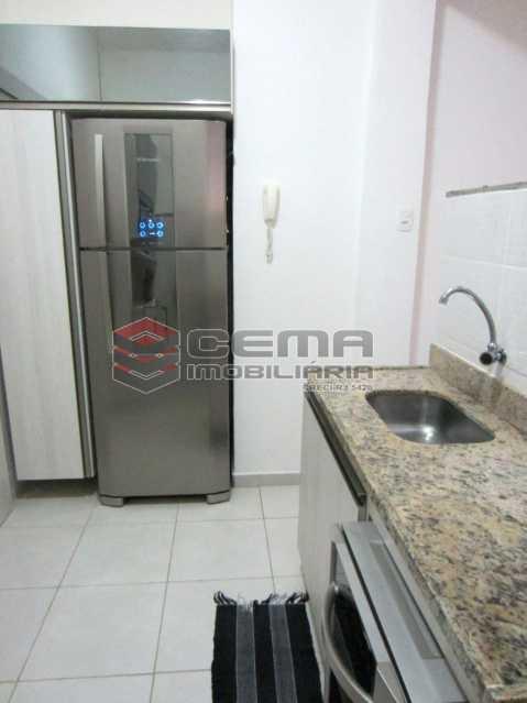 03 - Cozinha 2 - Apartamento 2 Quartos À Venda Leblon, Zona Sul RJ - R$ 1.220.000 - LAAP22350 - 12