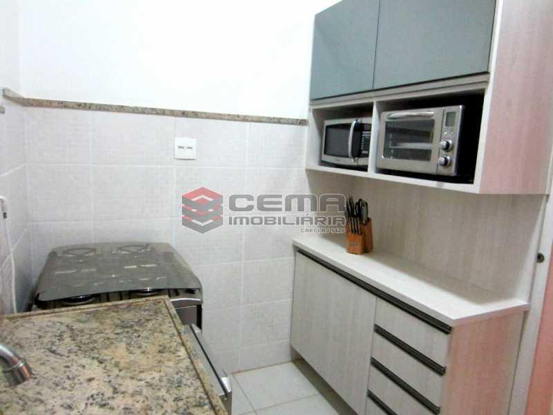03 - Cozinha 3 - Apartamento 2 Quartos À Venda Leblon, Zona Sul RJ - R$ 1.220.000 - LAAP22350 - 13