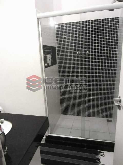 04 - Banheiro 1 - Apartamento 2 Quartos À Venda Leblon, Zona Sul RJ - R$ 1.220.000 - LAAP22350 - 14
