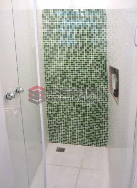 04 - Banheiro 4 - Apartamento 2 Quartos À Venda Leblon, Zona Sul RJ - R$ 1.220.000 - LAAP22350 - 17