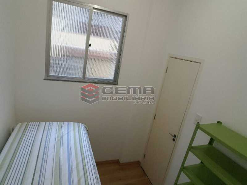 05 - Dependencia 2 - Apartamento 2 Quartos À Venda Leblon, Zona Sul RJ - R$ 1.220.000 - LAAP22350 - 19