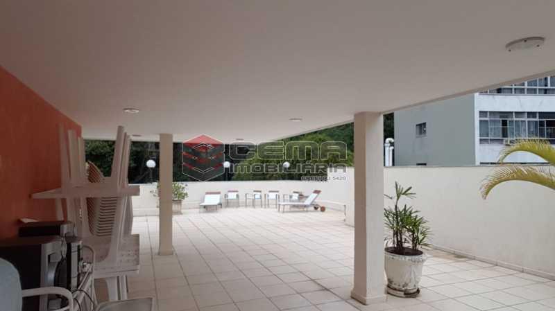 07 - Terraco 1 - Apartamento 2 Quartos À Venda Leblon, Zona Sul RJ - R$ 1.220.000 - LAAP22350 - 21