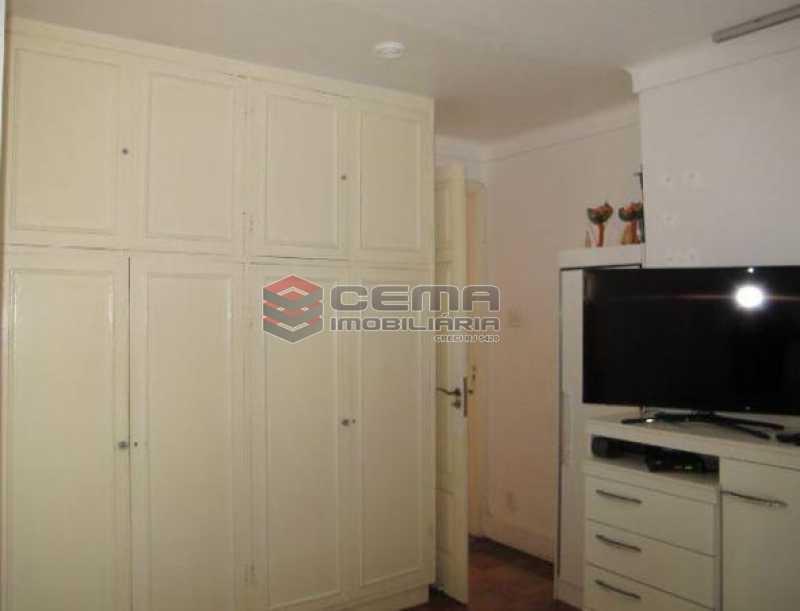 01 quarto - Casa 4 quartos à venda Urca, Zona Sul RJ - R$ 2.300.000 - LACA40056 - 5
