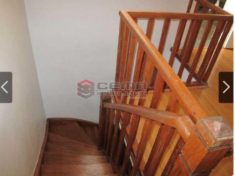 02 piso - Casa 4 quartos à venda Urca, Zona Sul RJ - R$ 2.300.000 - LACA40056 - 4
