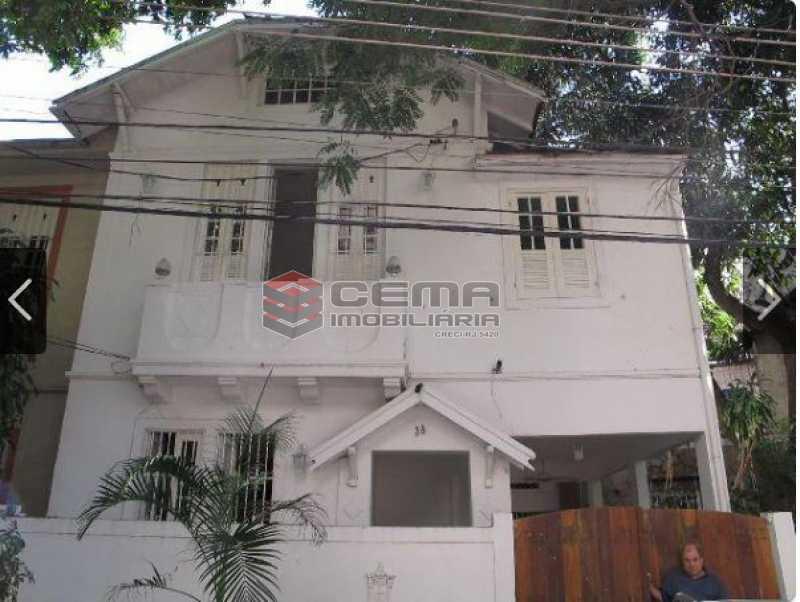 casa - Casa 4 quartos à venda Urca, Zona Sul RJ - R$ 2.300.000 - LACA40056 - 1