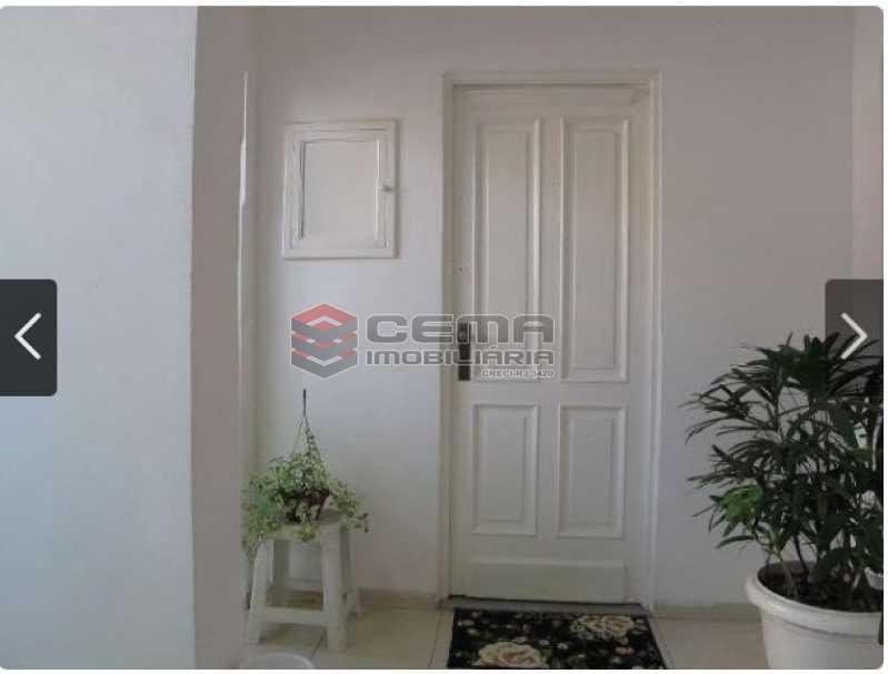 entrada - Casa 4 quartos à venda Urca, Zona Sul RJ - R$ 2.300.000 - LACA40056 - 9