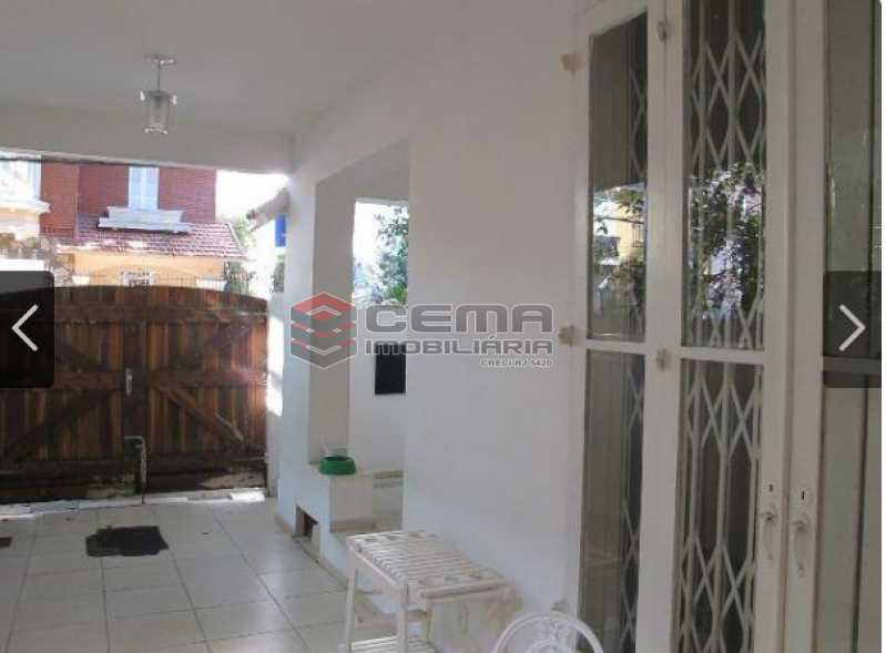 varanda - Casa 4 quartos à venda Urca, Zona Sul RJ - R$ 2.300.000 - LACA40056 - 10