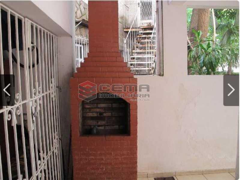 churrasqueira - Casa 4 quartos à venda Urca, Zona Sul RJ - R$ 2.300.000 - LACA40056 - 13