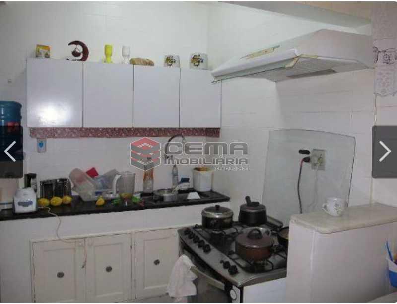 cozinha - Casa 4 quartos à venda Urca, Zona Sul RJ - R$ 2.300.000 - LACA40056 - 16