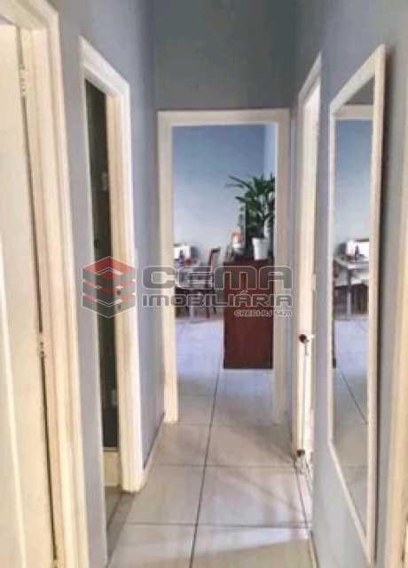 corred1 - Apartamento à venda Rua do Humaitá,Humaitá, Zona Sul RJ - R$ 869.000 - LAAP31997 - 5