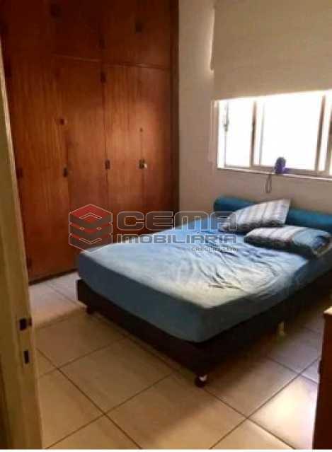 quarto 1 - Apartamento à venda Rua do Humaitá,Humaitá, Zona Sul RJ - R$ 869.000 - LAAP31997 - 9