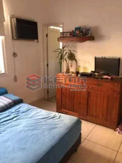 quarto 2 - Apartamento à venda Rua do Humaitá,Humaitá, Zona Sul RJ - R$ 869.000 - LAAP31997 - 8