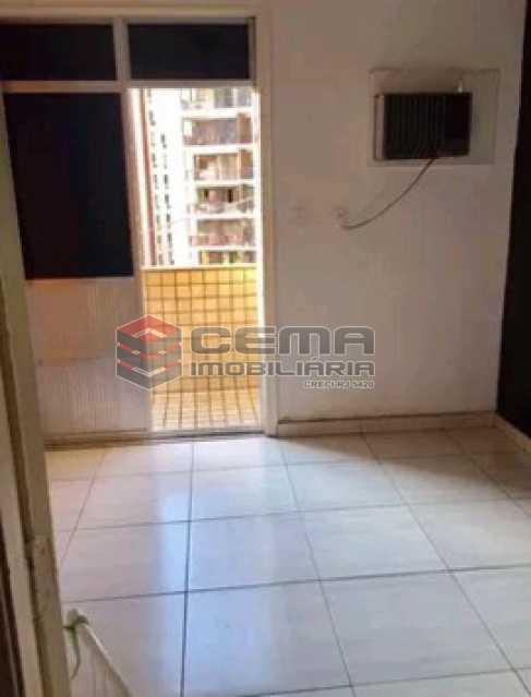 quarto 4 - Apartamento à venda Rua do Humaitá,Humaitá, Zona Sul RJ - R$ 869.000 - LAAP31997 - 7