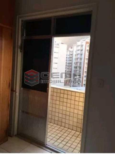 quarto 5 - Apartamento à venda Rua do Humaitá,Humaitá, Zona Sul RJ - R$ 869.000 - LAAP31997 - 14