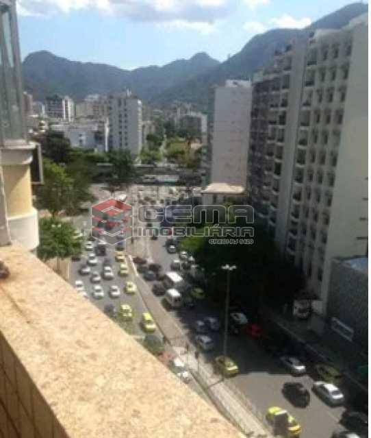 vista 1 - Apartamento à venda Rua do Humaitá,Humaitá, Zona Sul RJ - R$ 869.000 - LAAP31997 - 16