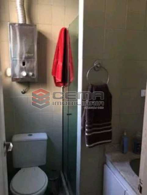 banheiro 2 - Apartamento à venda Rua do Humaitá,Humaitá, Zona Sul RJ - R$ 869.000 - LAAP31997 - 19