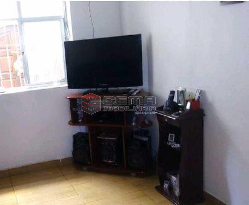sala 1 - Apartamento 1 quarto à venda Jardim Botânico, Zona Sul RJ - R$ 355.000 - LAAP11354 - 1