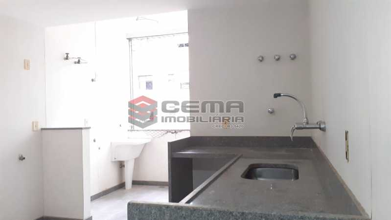 cozinha - Cobertura 3 quartos à venda Flamengo, Zona Sul RJ - R$ 3.000.000 - LC30298 - 17