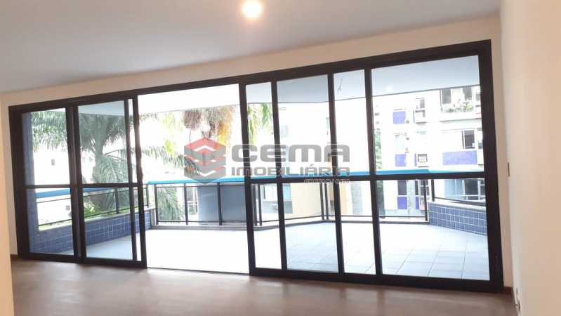 sala - Cobertura 3 quartos à venda Flamengo, Zona Sul RJ - R$ 3.000.000 - LC30298 - 5