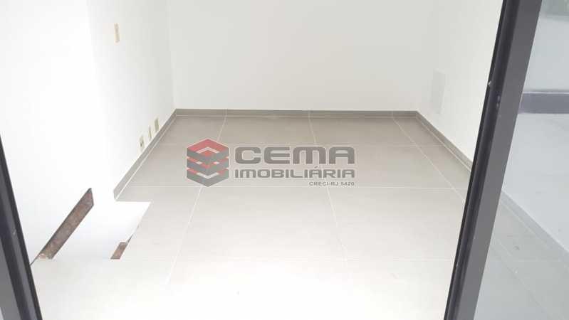 área coberta terraço - Cobertura 3 quartos à venda Flamengo, Zona Sul RJ - R$ 3.000.000 - LC30298 - 22