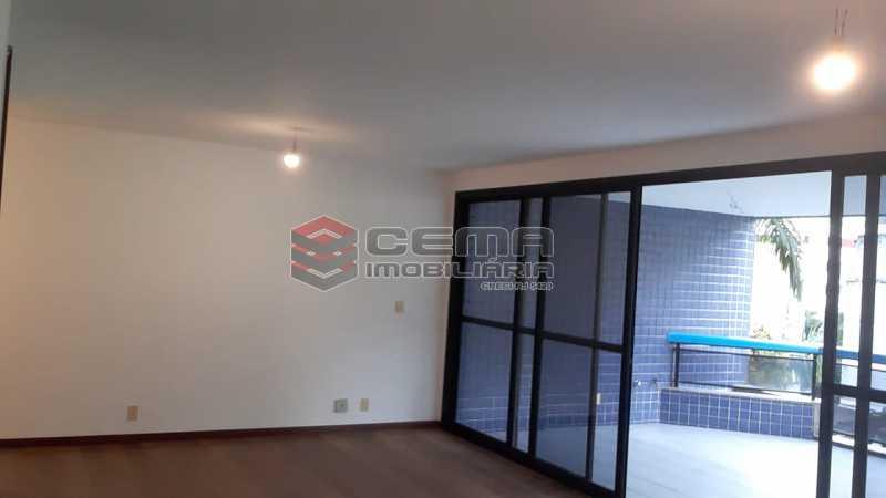 sala - Cobertura 3 quartos à venda Flamengo, Zona Sul RJ - R$ 3.000.000 - LC30298 - 6