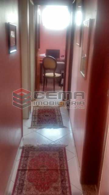 Circulação - Apartamento 2 quartos à venda Vila Isabel, Zona Norte RJ - R$ 390.000 - LAAP22421 - 11