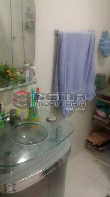 Banheiro Social - Apartamento 2 quartos à venda Vila Isabel, Zona Norte RJ - R$ 390.000 - LAAP22421 - 14