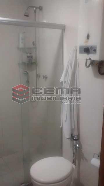 Banheiro Social - Apartamento 2 quartos à venda Vila Isabel, Zona Norte RJ - R$ 390.000 - LAAP22421 - 15