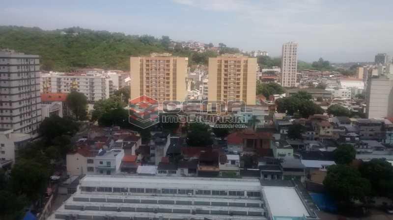 Vista Fundos - Apartamento 2 quartos à venda Vila Isabel, Zona Norte RJ - R$ 390.000 - LAAP22421 - 17