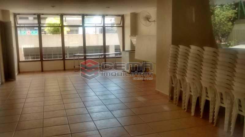 Salão de Festas - Apartamento 2 quartos à venda Vila Isabel, Zona Norte RJ - R$ 390.000 - LAAP22421 - 19