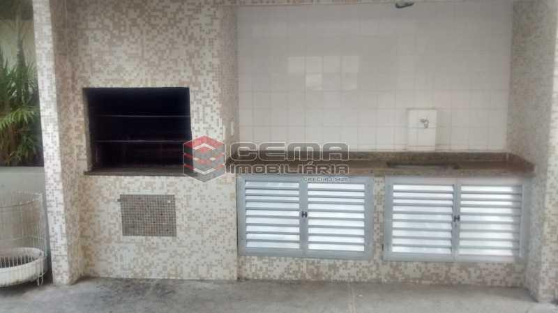 Churrasqueira - Apartamento 2 quartos à venda Vila Isabel, Zona Norte RJ - R$ 390.000 - LAAP22421 - 20
