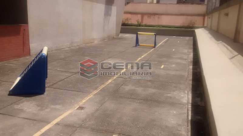 Pista de Cooper - Apartamento 2 quartos à venda Vila Isabel, Zona Norte RJ - R$ 390.000 - LAAP22421 - 24