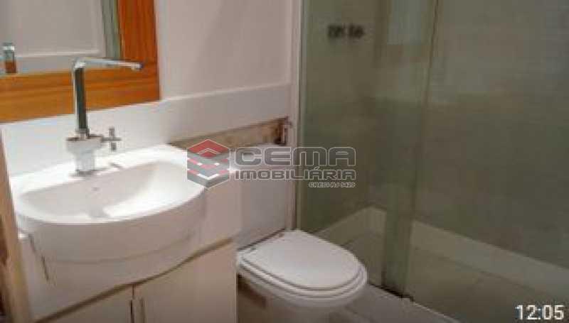banheiro - Apartamento à venda Rua Barão da Torre,Ipanema, Zona Sul RJ - R$ 950.000 - LAAP22458 - 9