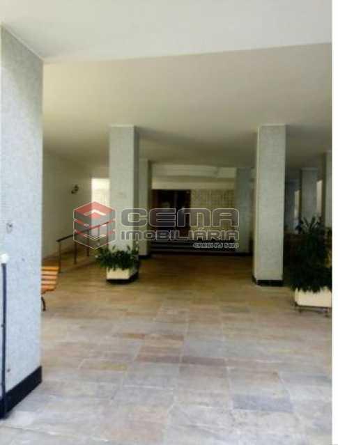 entrada - Apartamento à venda Rua Barão da Torre,Ipanema, Zona Sul RJ - R$ 950.000 - LAAP22458 - 12