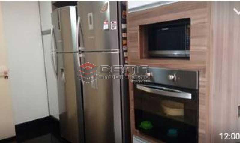 cozinha - Apartamento à venda Rua Barão da Torre,Ipanema, Zona Sul RJ - R$ 950.000 - LAAP22458 - 13