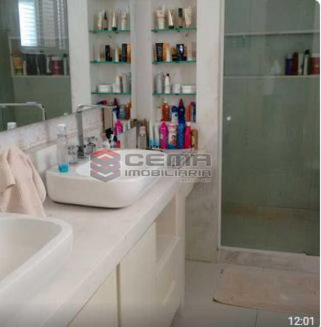 5 - Apartamento à venda Rua Barão da Torre,Ipanema, Zona Sul RJ - R$ 950.000 - LAAP22458 - 10
