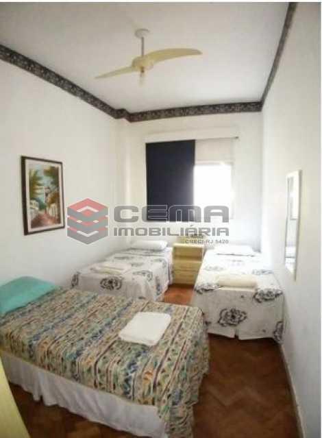 1 quarto - Apartamento à venda Rua Barão da Torre,Ipanema, Zona Sul RJ - R$ 950.000 - LAAP22458 - 4