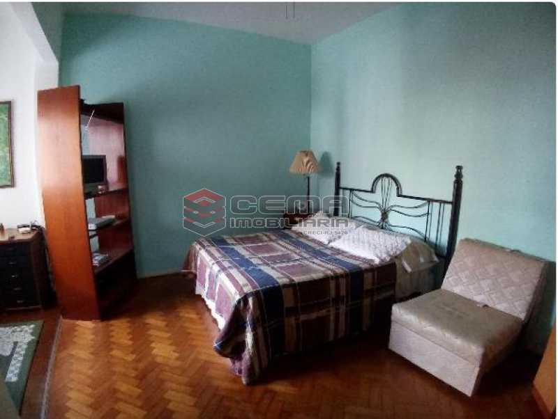 01 quarto - Apartamento à venda Rua Barão da Torre,Ipanema, Zona Sul RJ - R$ 950.000 - LAAP22458 - 6
