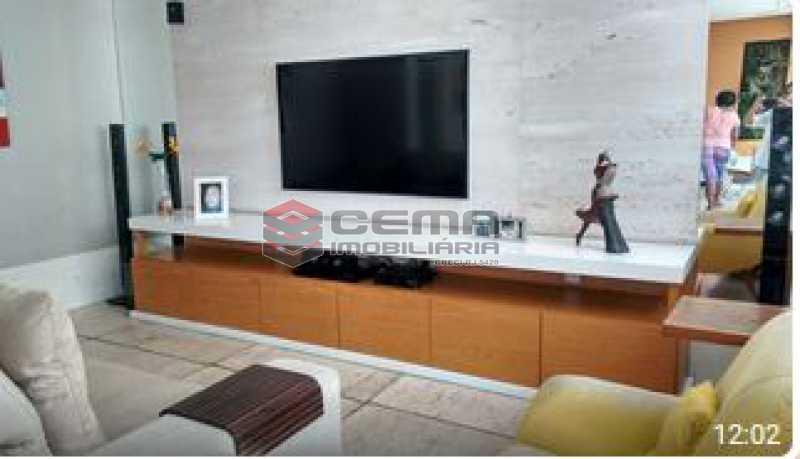 sala - Apartamento à venda Rua Barão da Torre,Ipanema, Zona Sul RJ - R$ 950.000 - LAAP22458 - 1
