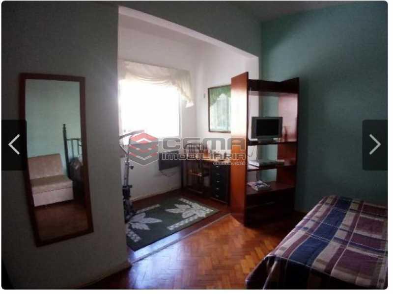 quarto - Apartamento à venda Rua Barão da Torre,Ipanema, Zona Sul RJ - R$ 950.000 - LAAP22458 - 8