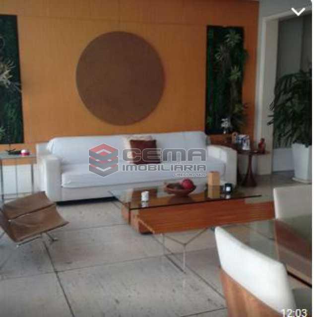 9 - Apartamento à venda Rua Barão da Torre,Ipanema, Zona Sul RJ - R$ 950.000 - LAAP22458 - 3