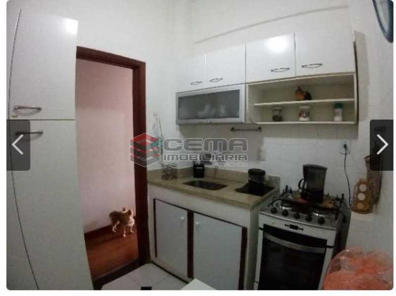 cozinha - Apartamento à venda Rua Barão da Torre,Ipanema, Zona Sul RJ - R$ 950.000 - LAAP22458 - 17