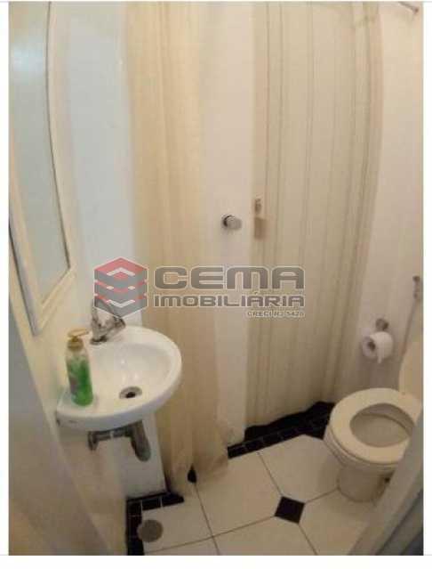 banheiro - Apartamento à venda Rua Barão da Torre,Ipanema, Zona Sul RJ - R$ 950.000 - LAAP22458 - 18