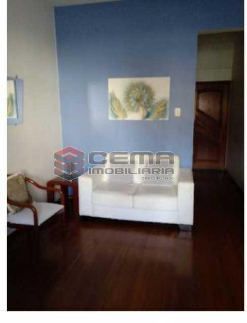 sala - Apartamento à venda Rua Barão da Torre,Ipanema, Zona Sul RJ - R$ 950.000 - LAAP22458 - 19