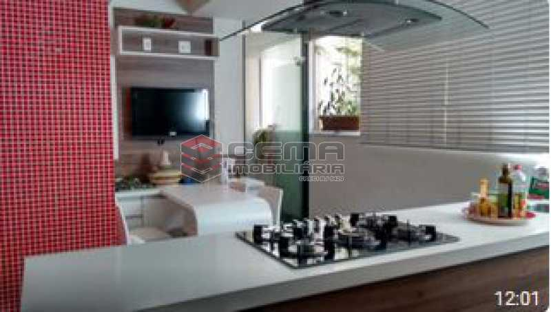 COZINHA - Apartamento à venda Rua Barão da Torre,Ipanema, Zona Sul RJ - R$ 950.000 - LAAP22458 - 21